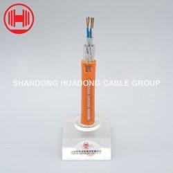 3*1.5 mm2 drei kupferne Isolierung Belüftung-Hüllen-elektrisches elektrisches kabel-Dreiphasenenergien-Kabel des Kern-XLPE