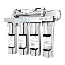 Purificatore del filtrante di acqua da 5 della fase 304 uF dell'acciaio inossidabile