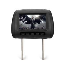 2018 горячая продажа автомобильный подголовник монитор/DVD с подушкой