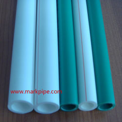 Высокая температура алюминиевых композитных PPR пластиковые трубы для отопления