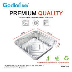 大型のロースト鍋を販売する大型のローストPanbestを販売する使い捨て可能なアルミニウムFoilbest