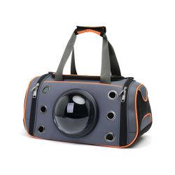 Cão de estimação Saco de forma espacial de bolsas respirável Puppy Piscina Travel Saco a tiracolo canil macio grande pequenos cães gatos