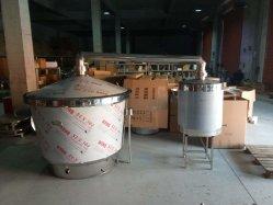 Gyc 2000L 100L'alcool des spiritueux usine de distillation