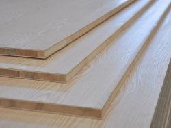 Meubles en bois de peuplier Blockboard Matériel de base