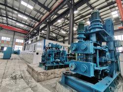 Het versterken van Rebar van het Staal de Installaties die van Staven de Koudwalserij van de Machine verwerken