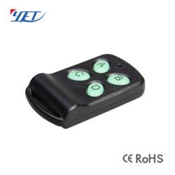 Control remoto con 4 canales de RF y de código fijo hogar inteligente