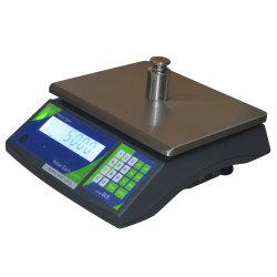 6kg 15kg 20kg 30kg de Laboratório Equilíbrio de Contagem de Precisão Digital