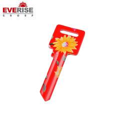 مفتاح اللون الفارغ الأكثر مبيعًا لفتح القفل وكذلك لهدية العرض الترويجي