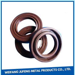 Guarnizione ad alta pressione del giunto circolare PTFE di standard NBR del fornitore di plastica del modanatura