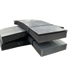 Q235/Q345 rouleaux laminés à chaud/feuille/plaque en acier à damier