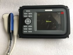 Heetste Ce ISO keurde de Veterinaire Apparatuur van de Scanner van de Ultrasone klank goed