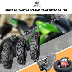 DOT aprovado pneu motociclo de Borracha Natural com qualidade de ouro (3.00-18)