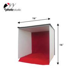 Photo Studio Easy-Carry Spuare Light carpa en una caja Ya439
