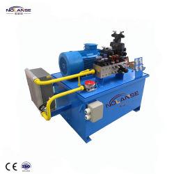 Hydraulischer Geräten-Pflanzenentwurf passen einzelnes verantwortliches Hydraulikanlage-Hochdruckgerät und hydraulische Station-hydraulischen Motor an