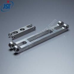주문 높은 정밀도 CNC에 의하여 기계로 가공되는 알루미늄 담합 바 가구 클립