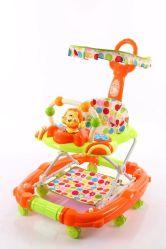 빛과 음악을%s 가진 장난감 차에 1개의 다기능 흔들 목마 아기 보행자 탐에 대하여 3