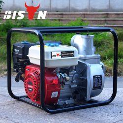 China Honda Precio de Bomba de Agua 5.5Hp 6.5Hp Portátil Bomba de Agua de Gasolina Honda
