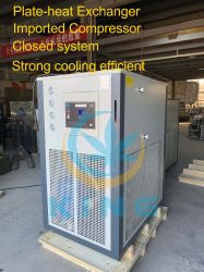 preço de fábrica Lab circulador com condensador de Inverno