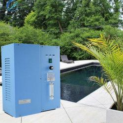 """ozonizzatore portatile del purificatore dello sterilizzatore O3 del """" pool """" di trattamento delle acque del generatore dell'ozono 5g/H"""