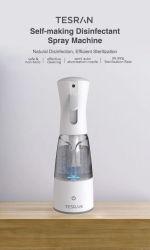 Générateur d'hypochlorite de sodium Flacon Home-Made -84 Making Machine Terminal de l'eau de nettoyage Jet d'eau de sel et bouteille d'électrolyse de l'eau