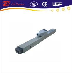 Carcasa de aluminio de suministro de energía eléctrica de peine de distribución de iluminación