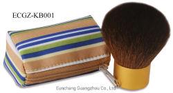 Salão de ferramenta de Cosméticos Kabuki Foundation em pó Pincel de maquiagem Synthenic Cabra