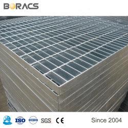 OEM et ODM entrepôt industriel de haute qualité carbone chaud DIP Réseau de barres en acier galvanisé à métal composite