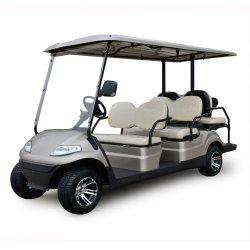 مشاهدة المعالم السيارة الكهربائية سيارة كهربائية عالية الجودة 6 عربات جولف مع سعر رائع للبيع