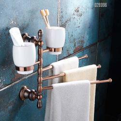 Supporto fissato al muro superiore del Toothbrush del dentifricio in pasta, accessorio fissato al muro di Fittings&Bathroom della stanza da bagno del supporto del Toothbrush del dentifricio in pasta di alta qualità