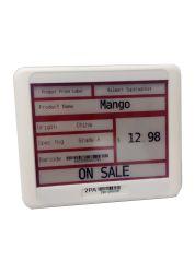 Supermarché ESL étagère Étiquette électronique