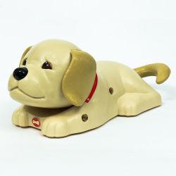 Hond van het Cijfer van de Actie van het Beeldverhaal van het Speelgoed van Hotsale de Plastic Dierlijke Leuke Model