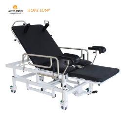 HS55321b 유압 부인과 진단 작동 매개 변수 공급 베드