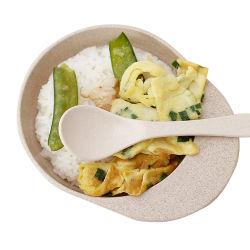 軽量のディッシュウォッシャーのマイクロウェーブ米のヌードル・スープの軽食のための安全なムギのわらボール