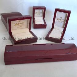 Diverses fournitures artisanales des boîtes en bois artisanal en bois coffrets à bijoux