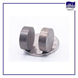 Strong вафельной постоянные Редкоземельные SmCo1: 5/2: 17 настраиваемых цилиндра SmCo магнит