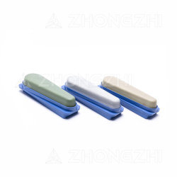 Excelente Abrasividade Resin-Bond Fickert Diamante de pedra artificial polir
