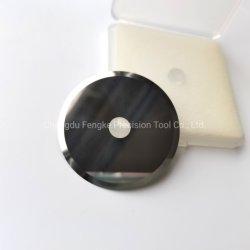 شفرة مقشرة دائرية من الكركبيد التنجستن شفرة مقشرة دائرية من الكشط بالنسبة إلى شفرة آلة قطع الزنك الدوارة 22 مم، بكاشطة الكشط الدوارة، لمدة بلاستيك من ورق الألياف النسيجية