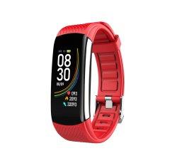 Bluetooth intelligenter Uhr-Puls-Monitor-Kalorie-Eignung-Verfolger-wasserdichter intelligenter Armband Smartwatch Stütz-IOSandroid-Handy