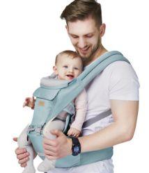 Elemento portante respirabile elastico del supporto del bambino per l'elemento portante di bambino appena nato del capretto dell'infante appena nato