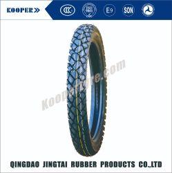 17 بوصة من نوع OEM New 6pr Nylon Belt Bias Tyre Natural إطار أنبوب مطاطي بأنبوب دراجات بخارية منخفض الضغط بنمط الثلج /Tire (3.00-17) مع علامة إلكترونية للنقطة الرقمية ISO CCC