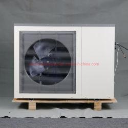 새로운 디자인의 R410A-25degC 7kW, 9kw, 11kW, 13kw DC 인버터 공기-물 히트 펌프