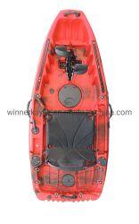 2m Cheap petit kayak avec les lecteurs de la pédale ou de transmission de puissance