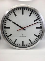 Reloj Radio Controlado está disponible la decoración del hogar Oficina regalo de promoción Promoción Disponible Casa Decoración Reloj de pared