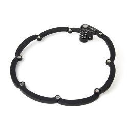 Sende Personalizar Bloqueo de la motocicleta de alta calidad de la seguridad antirrobo bicicleta plegable de Bloqueo Bloqueo de acero