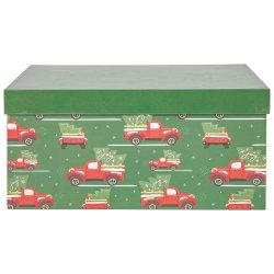 사용자 정의 인쇄 재활용 고급 모양의 하드 종이 선물 상자