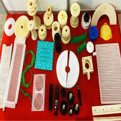OEM Custom Precision CNC 플라스틱 사출 성형 제조업체 나일론 ABS 고무 사출 금형 서비스 플라스틱 부품
