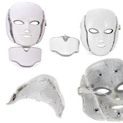 A terapia da luz de Máscara Mascara LED Facial