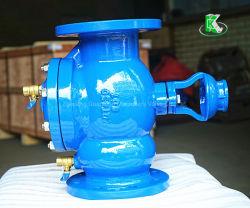 Válvula de corte antipoluição Pré-ventor de segurança de fluxo de retorno (GHS11X)