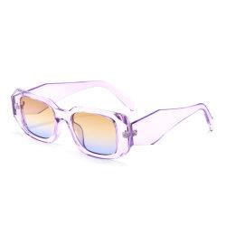 New Custom de gros de la marque de mode Vintage Designer de lunettes de soleil polarisées pour l'homme/femme