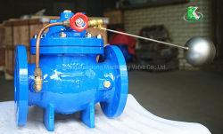 Hydraulisches gebetriebenes Gleitbetriebs-Kugel-Höhen-Wasserspiegel-Regelventil (GL100X)